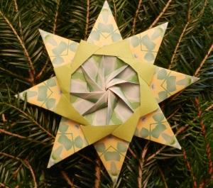 Corona Boreale Star_papier von PapierDesign