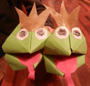 Granotes reials_Origamialacarte