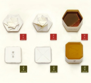 Origami cup of tea_Lee Seo jin