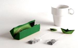 Tea origami Elisabetht Soos