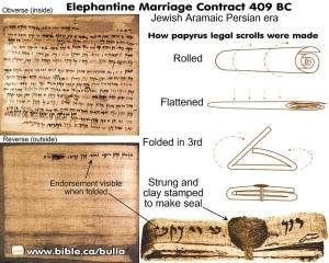 contracte-matrimonial_papirs-elefantina
