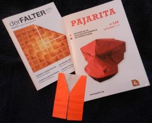 Origami Life Jacket_Pajarita und Falter