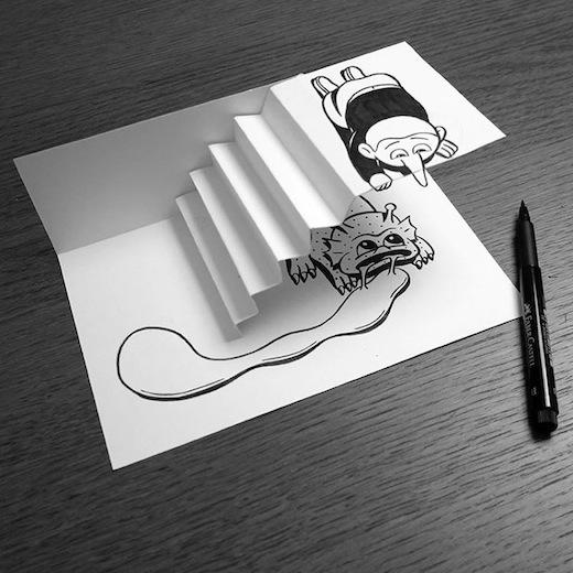 folded-paper-doodles-1